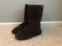 Women's Bearpaw winter boots sz 7 Rincon, 31326