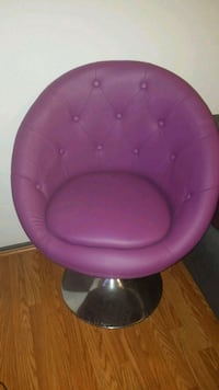 Like new purple chair  Queens, 11365