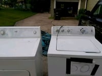 white washer and dryer set Fort Wayne, 46816