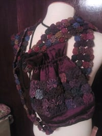 Beautiful hand bag with matching scarf  North Highlands, 95660