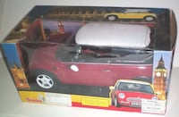 Mini Cooper Car for City Steffi Love Doll by Simba Toys Germany London