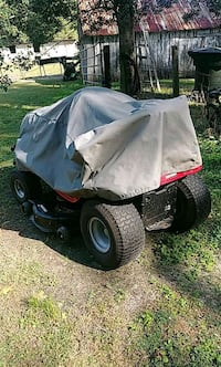 Ridding mower works great . no issues what so ever