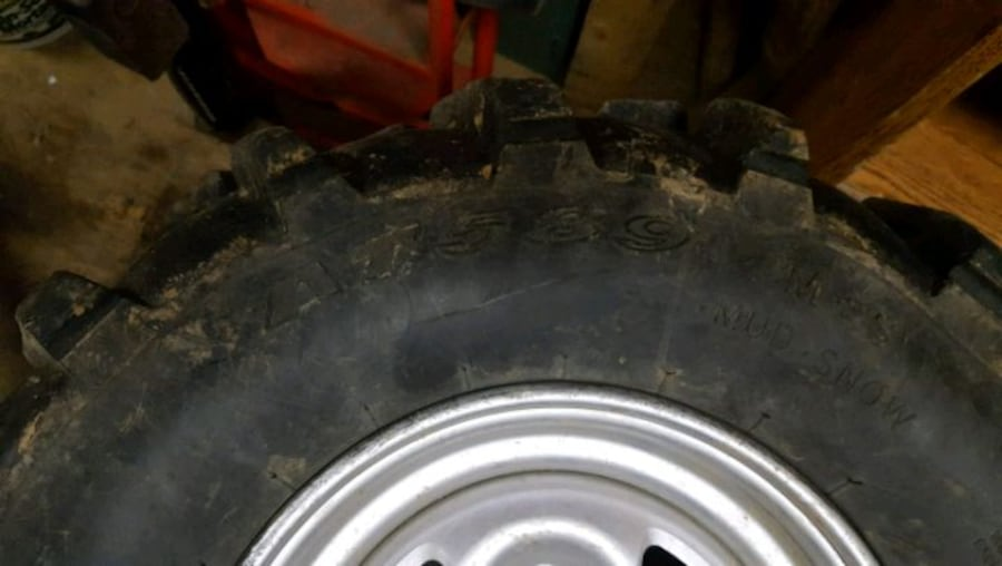 ATV  I.T.P LITE TIRES 2