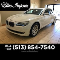 2011 BMW 7-Series 750Li xDrive 369 mi