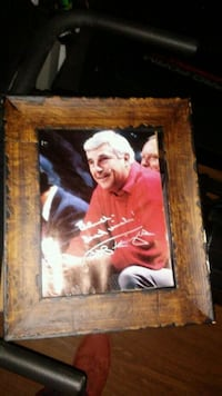Autographed bobby knight Kenner
