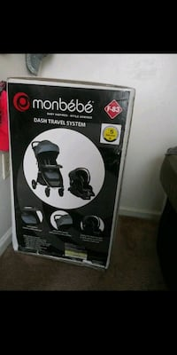 Brand New stroller & car seat