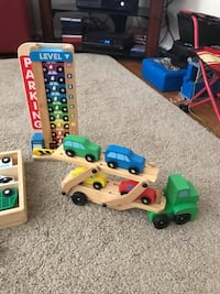 Cars toy lot: Melissa and Doug
