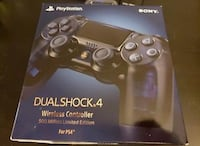 PS4 LIMITED EDITION CONTROLLER (500 million) Toronto, M6G