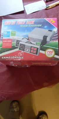 700 Game Console with HD Games Included Features Retro games HDMi