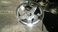 Set of 4 mazda 3 wheels great deal