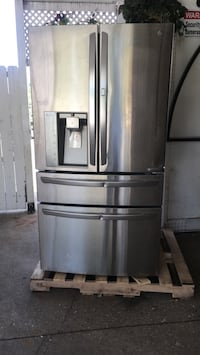 LG French Door Refrigerator Grand Prairie, 75050