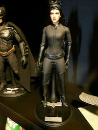 Hot toys cat woman comes with box. Bronx, 10464