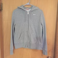 Nike Grey Hoodie (Women's Medium) Edmonton, T6J