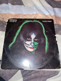 Assorted Albums from the 60's and 70's Chicago