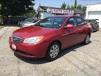 2009 Hyundai Elantra 1 Owner/Accident Free/Automatic/Heated Seats Scarborough, ON M1J 3H5, Canada