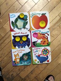 Sterling book set look and see. Board Books Set of 6 $18 for all or $3 each