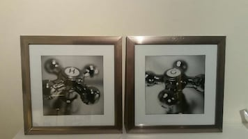 faucet photo frame