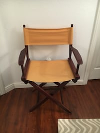 Director style chair Oceanside, 92056