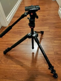 Manfrotto befree live tripod (MVKBFR-LIVE) Surrey, V3T