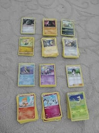 assorted Pokemon trading card collection Abbotsford, V3G 3E7