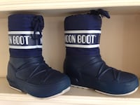 Moon boots pod taille 31/32