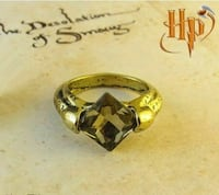 Harry Potter horocroux ring