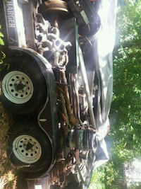 Trailer full military mid 80s Chevy parts Point Pleasant Beach, 08742