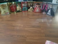 Holiday Barbie Collection Set.  Rossville, 30741