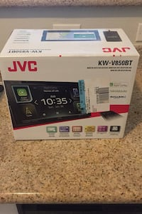 Brand New JVC touch screen monitor  Android auto/ Apple CarPlay