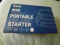 Halo Bolt Portable Car Jump Starter Wilmington