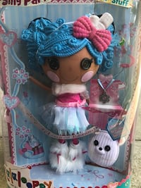 New Limited Edition Lalaloopsy Super Silly Party