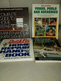 Fix it and outdoor books Reno, 89503