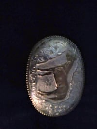 Belt buckle Wynnewood, 73098