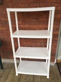 Shelving unit. Cobourg, K9A 3L9