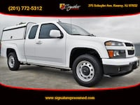 2012 Chevrolet Colorado Extended Cab for sale Kearny