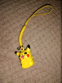 New metal Pikachu Bell for cell phone Manchester, 03103