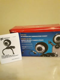 Webcams and Headsets - twin pack  Toronto, M6S