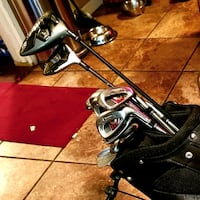 Tailor made irons and driver  and hybrids  Bloomington, 92316