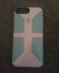 white and teal Speck iphone case Covington, 45318