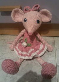 Ratita amigurumi Madrid, 28001