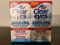 two Clear Eyes cooling comfort boxes Sacramento, 95831