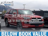 2014 Toyota 4Runner Limited Provo