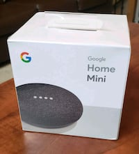 Google Home Mini Brand New in Packaging Calgary, T2Z 4G5