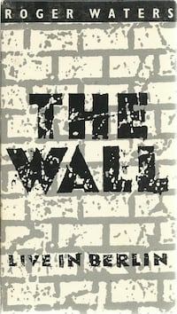 vhs - Roger Waters - The Wall Live in Berlin (VHS, 1999) Pick-up in Newmarket Newmarket
