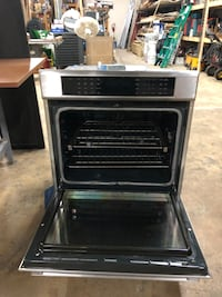 thermador electric oven SILVERSPRING
