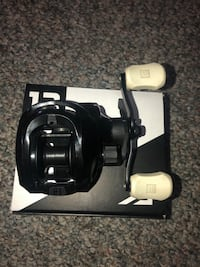 One 3 13 Origin A Baitcasting Fishing Reel 8.1:1