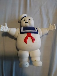 1984 GHOSTBUSTERS STAY PUFT MARSHMALLOW FIGURE