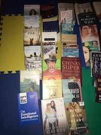 Lot of books  High Point, 27262