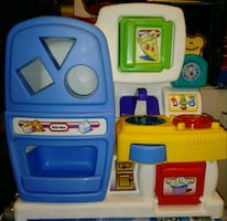 LITTLE TIKES KITCHEN COUNTER TOP CENTER