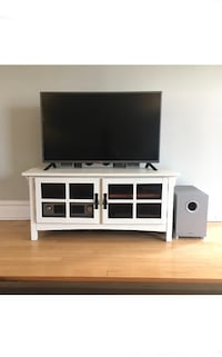 Ivory Tv Cabinet or Bench Chicago, 60647